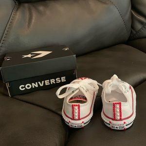 Converse Shoes - sparkle infant converse sneakers